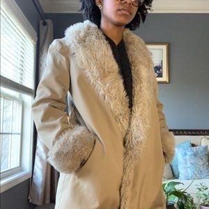 Vintage 70s London Fog Coat